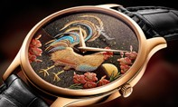 Год Петуха: часы Chopard L.U.C XP Urushi – Year of the Rooster