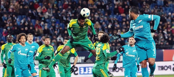 Футбол прогноз на матч зенит краснодар