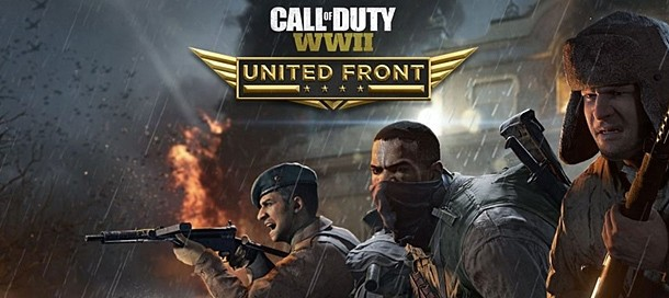 Вышло новое DLC United Front для Call Of Duty: WWII