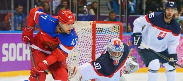 Сколько играет россия хоккей