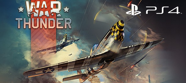 War Thunder — теперь и на PlayStation 4!