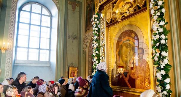 Церковный праздник 4 ноября — День Казанской иконы Божьей Матери