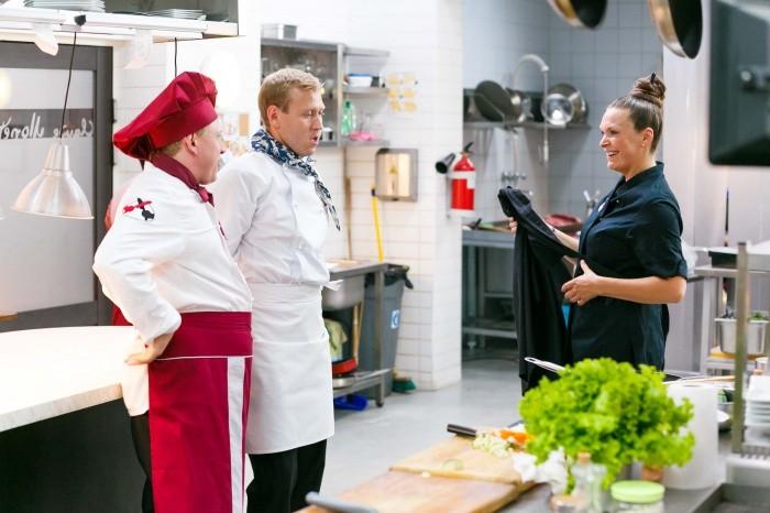 из фото сериала кухня официанта