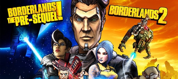 В Epic Games Store стартовала раздача Borderlands: The Handsome Collection
