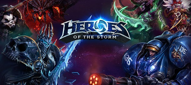 ЗБТ Heroes of the Storm (Blizzard DOTA)